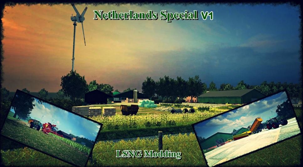 Netherlands Special V 1.0