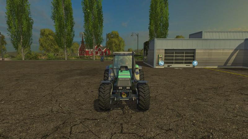 Agro Star Deutz 661