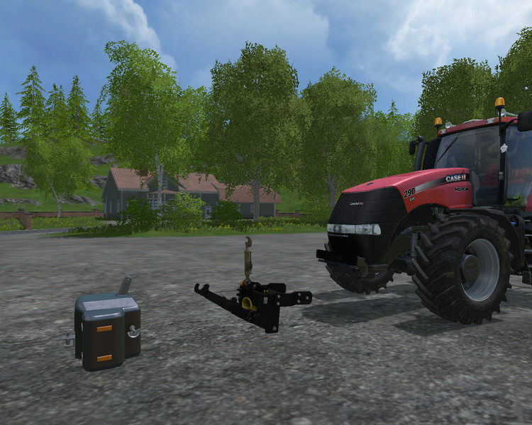 Front Hydraulic