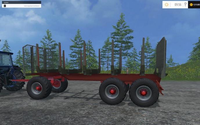Kroeger Rungenwagen