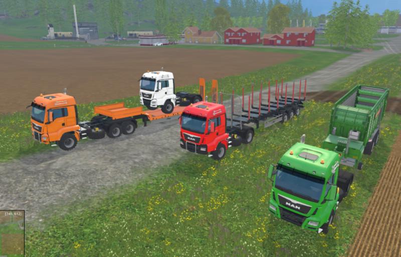 MAN Agricultural V 2.1