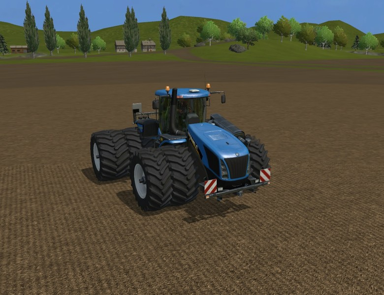 New Holland T 9565 Twin