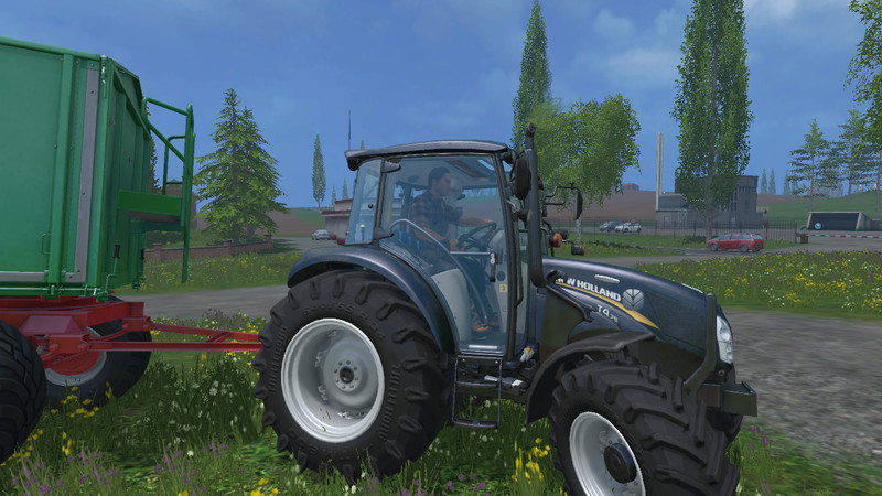 New Holland T4 75
