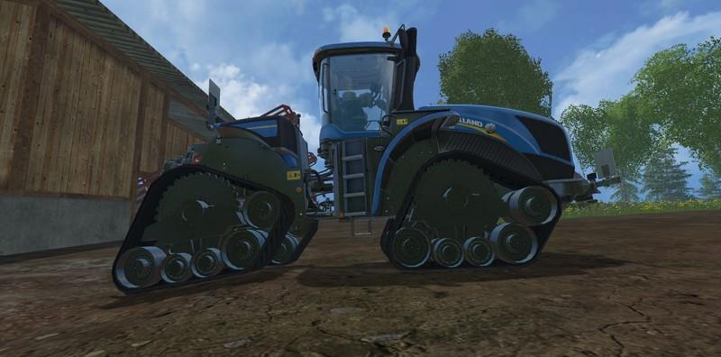New Holland T9.565 ATI