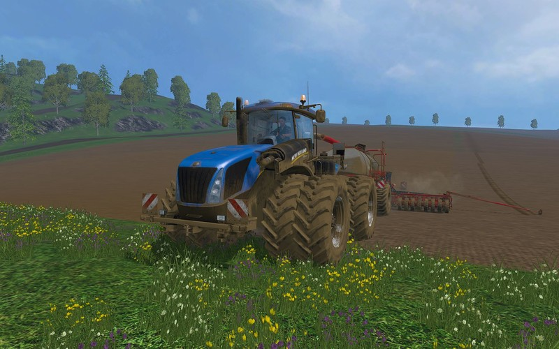 New Holland T9560