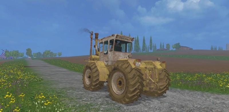 Raba Steiger 250 WSB Tractor