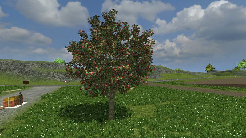 ROS Fruit And Berries Extension