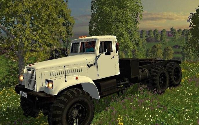 KrAZ 255 B1
