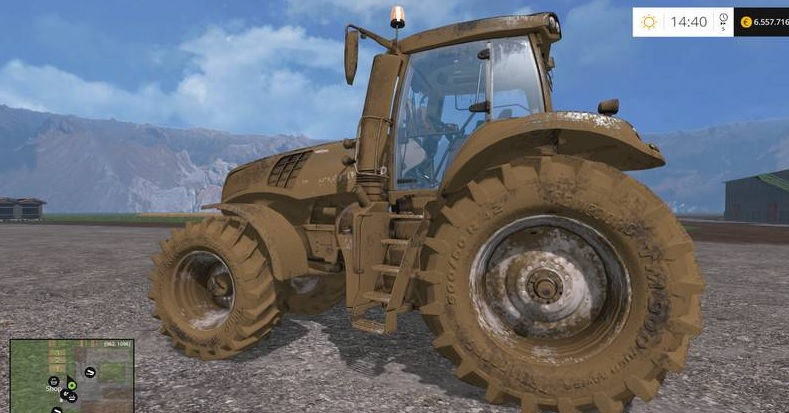 New Holland T8435