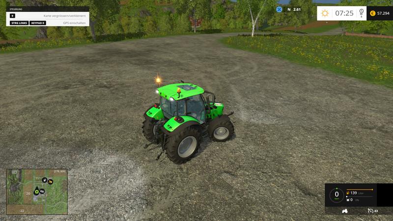 Deutz Fahr 5150 TTV