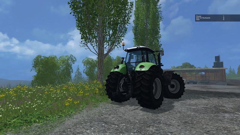 Deutz Fahr Agrotron X 720