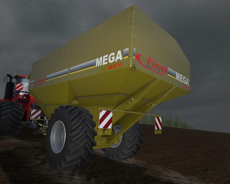 Fliegl Mega ULW35