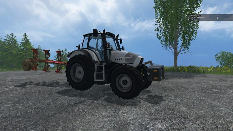 Hürlimann XL 150