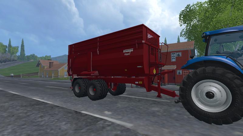 Krampe BBS650
