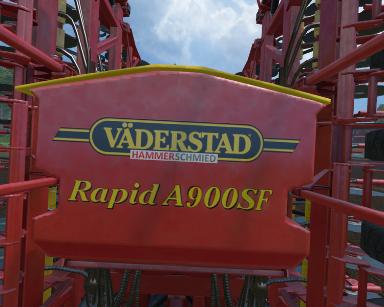 Väderstad Rapid A900SF