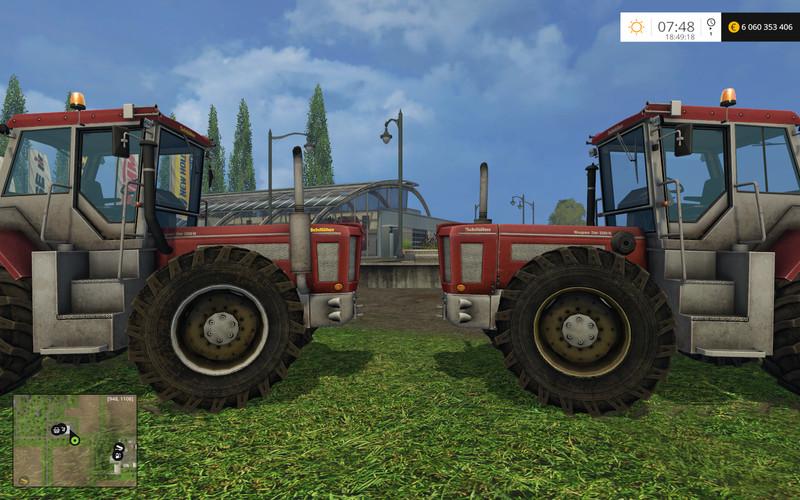 2500 Vl Tractor