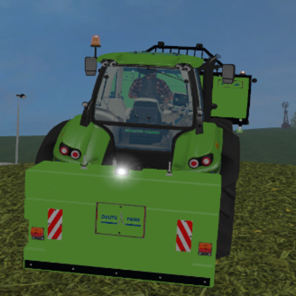 Deutz Weight