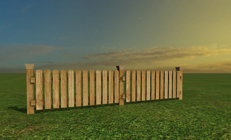 Fence object