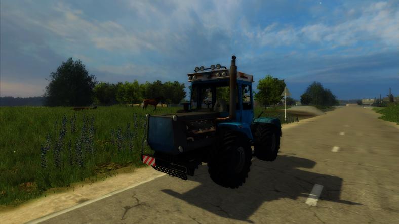 HTZ-17021 Tractor