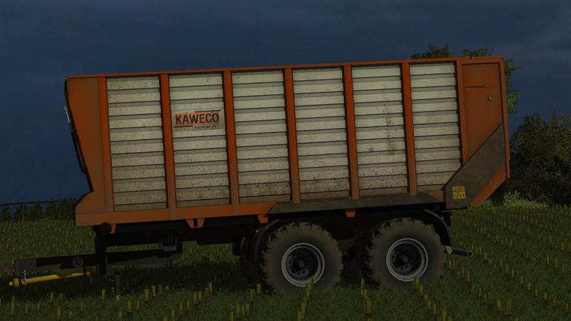 Kaweco Dirt Trailer
