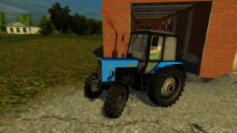 MTZ-82.1 Tractor