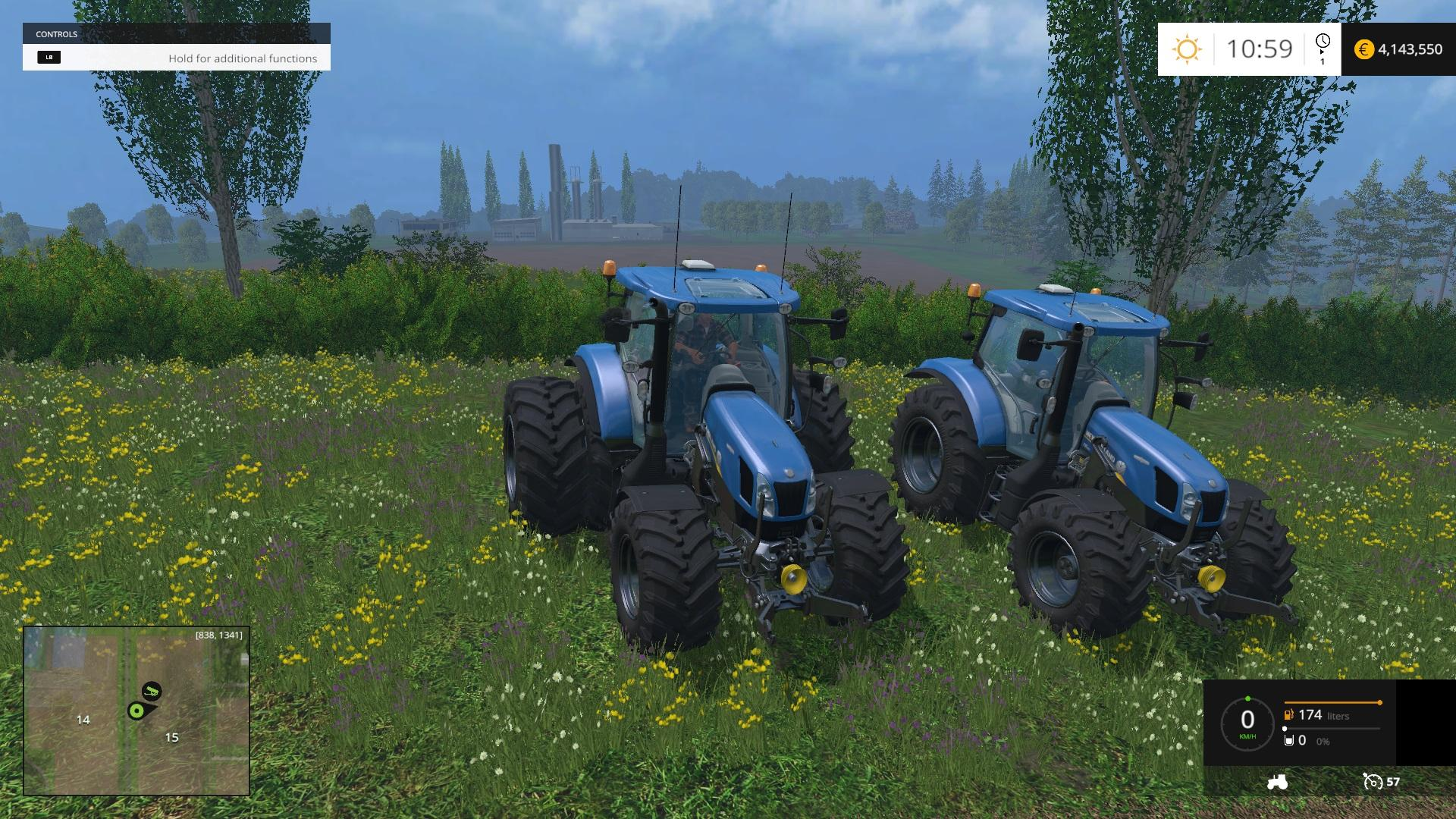 NEW HOLLAND T6160