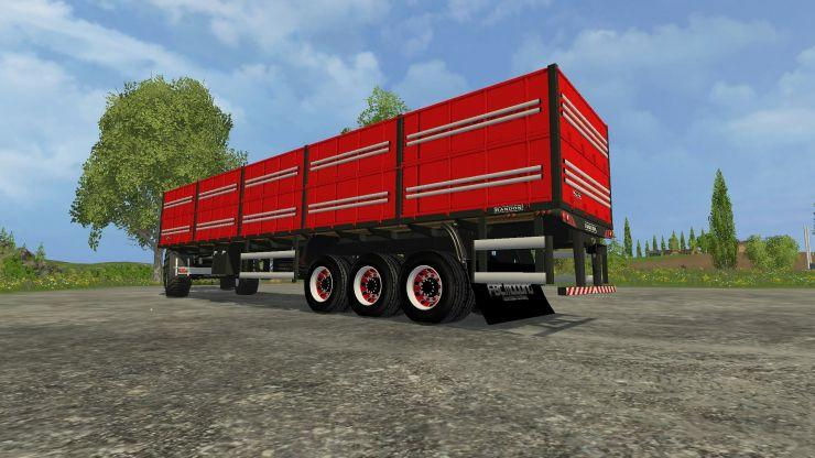RANDON GRAIN TRAILER