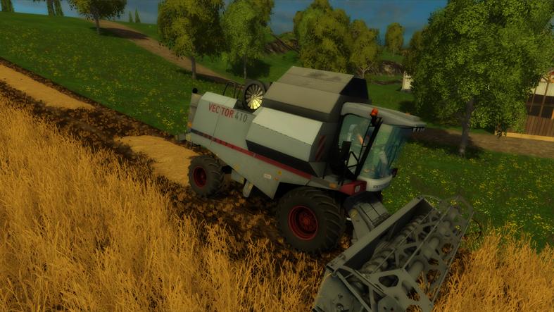 Vector 410 Combine