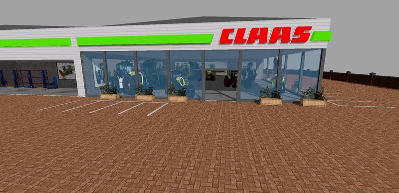 Concession Claas 2015