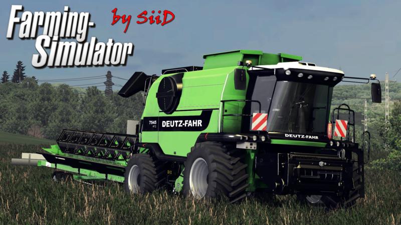 Deutz 745RTS
