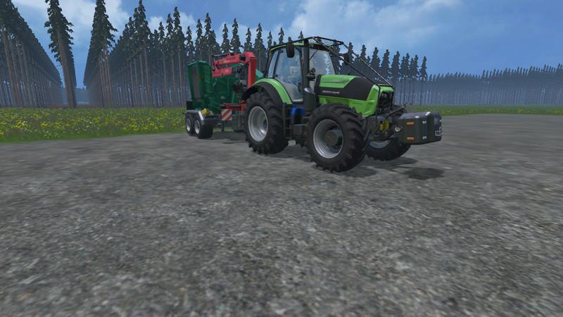Forst Deutz TTV 7250
