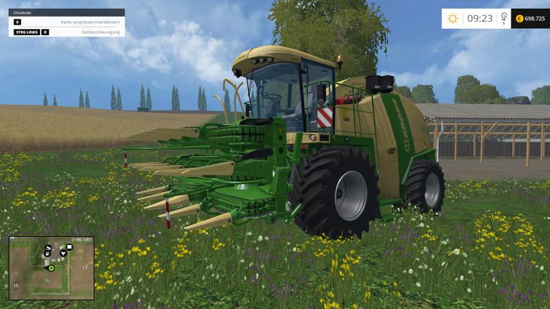 Krone BigX 1100