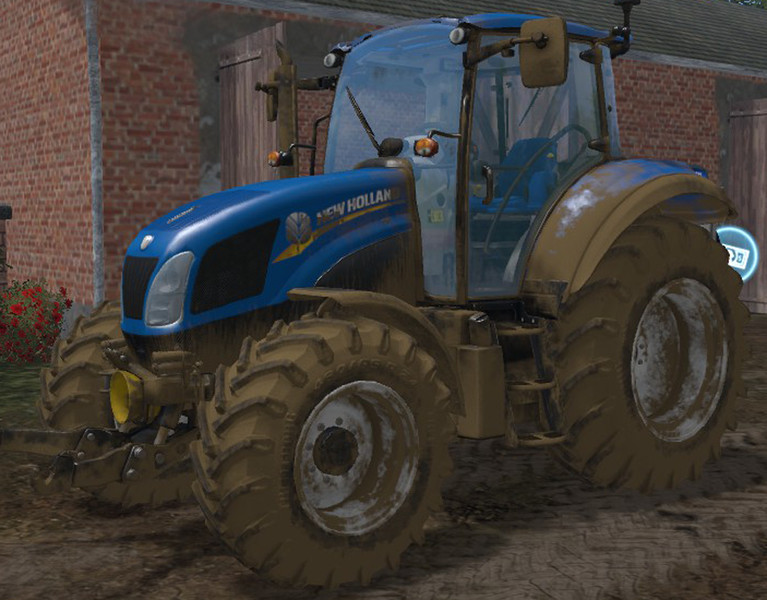 New Holland T5 90.105