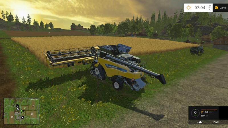 New Holland CR1090
