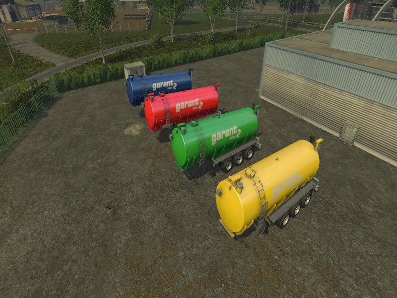 Tankfass