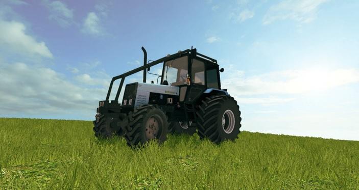 Belarus 1025 Forests Tractor