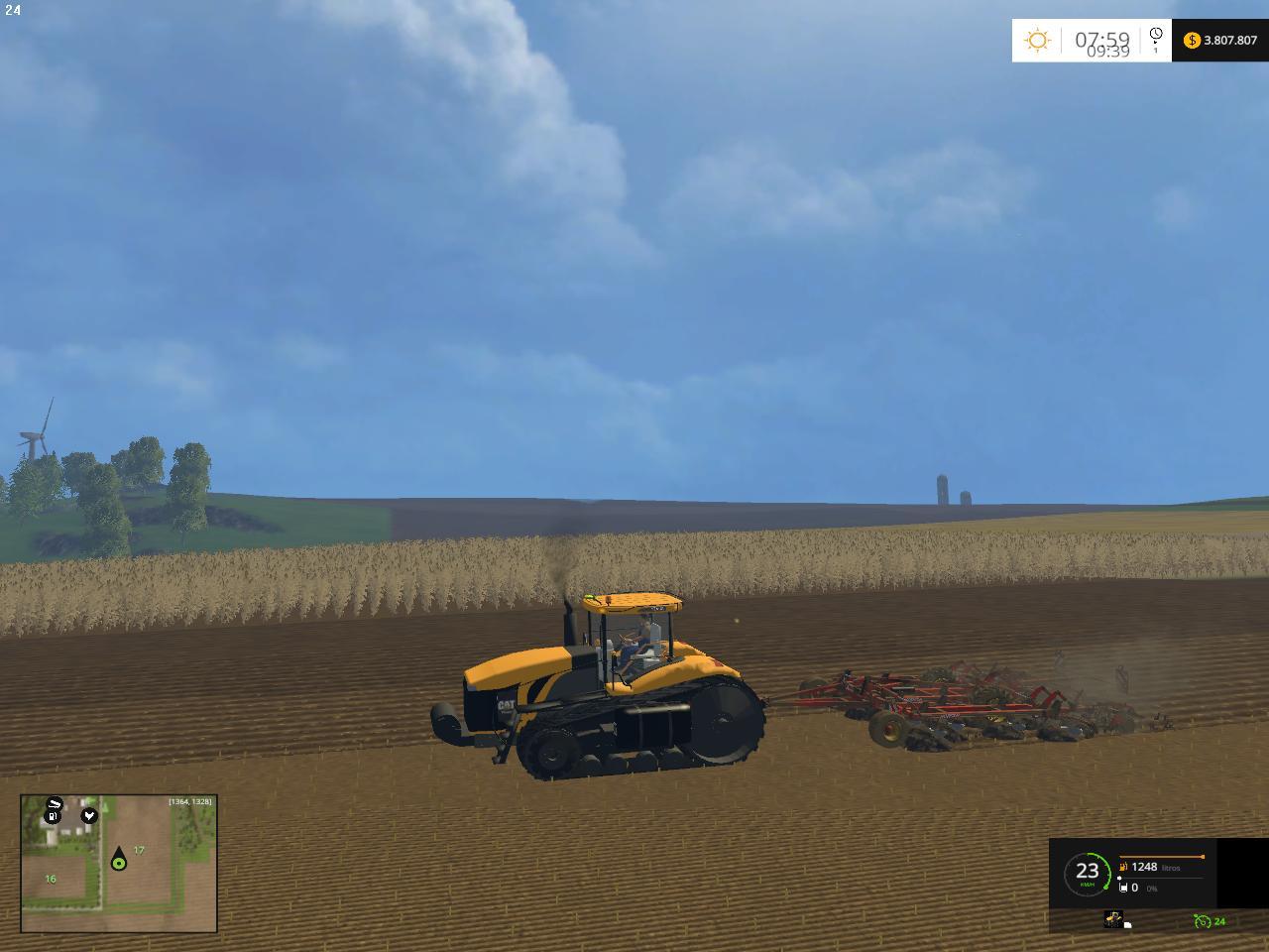 CAT CHALLENGER Tractor