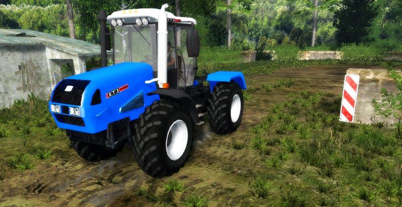 HTZ 17222 Tractor