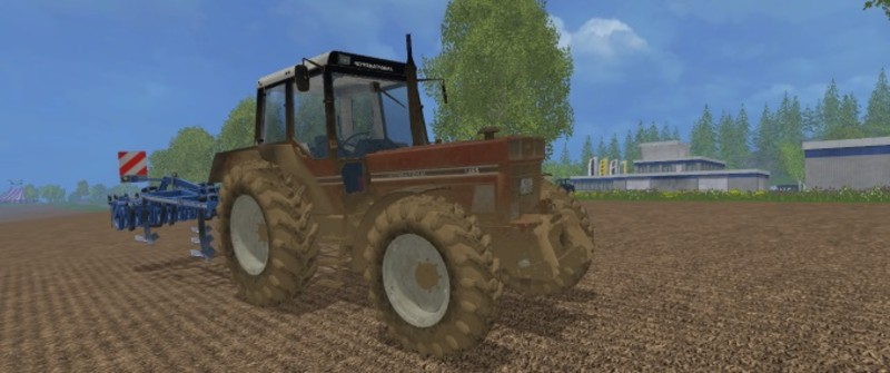 IHC 1455A Tractor