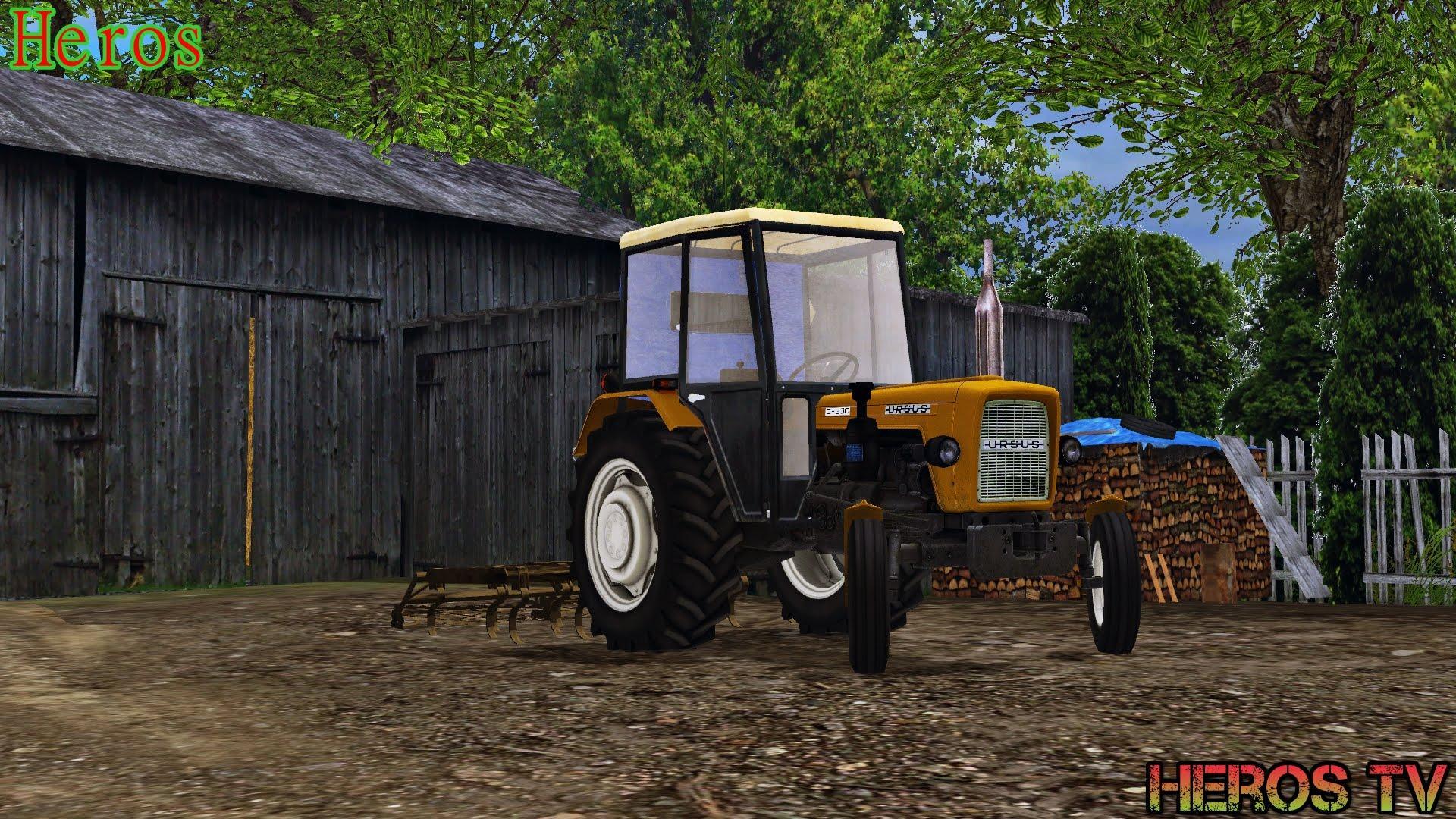 KULTYWATOR SAMOROBKA Tractor