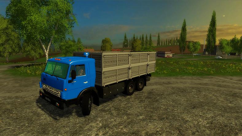 Kamaz 53212 Truck