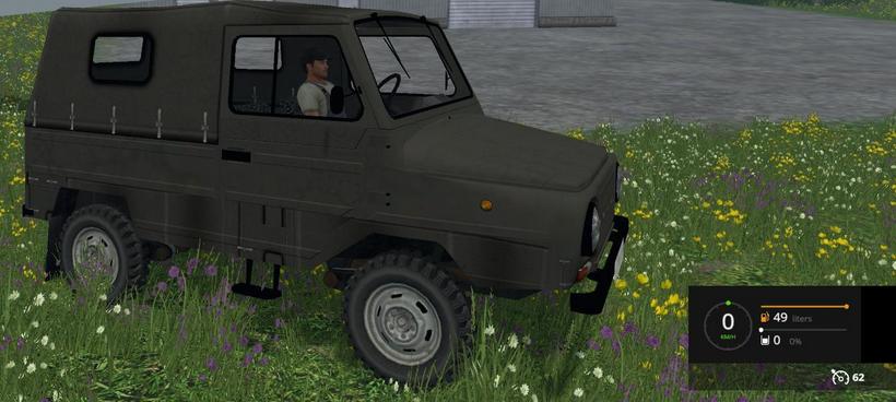 LUAZ-969S-CAR-V1.0