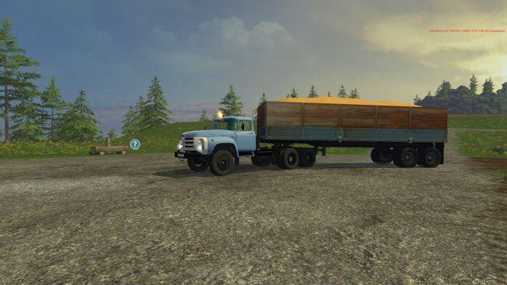 ODAZ 9370 TRAILER