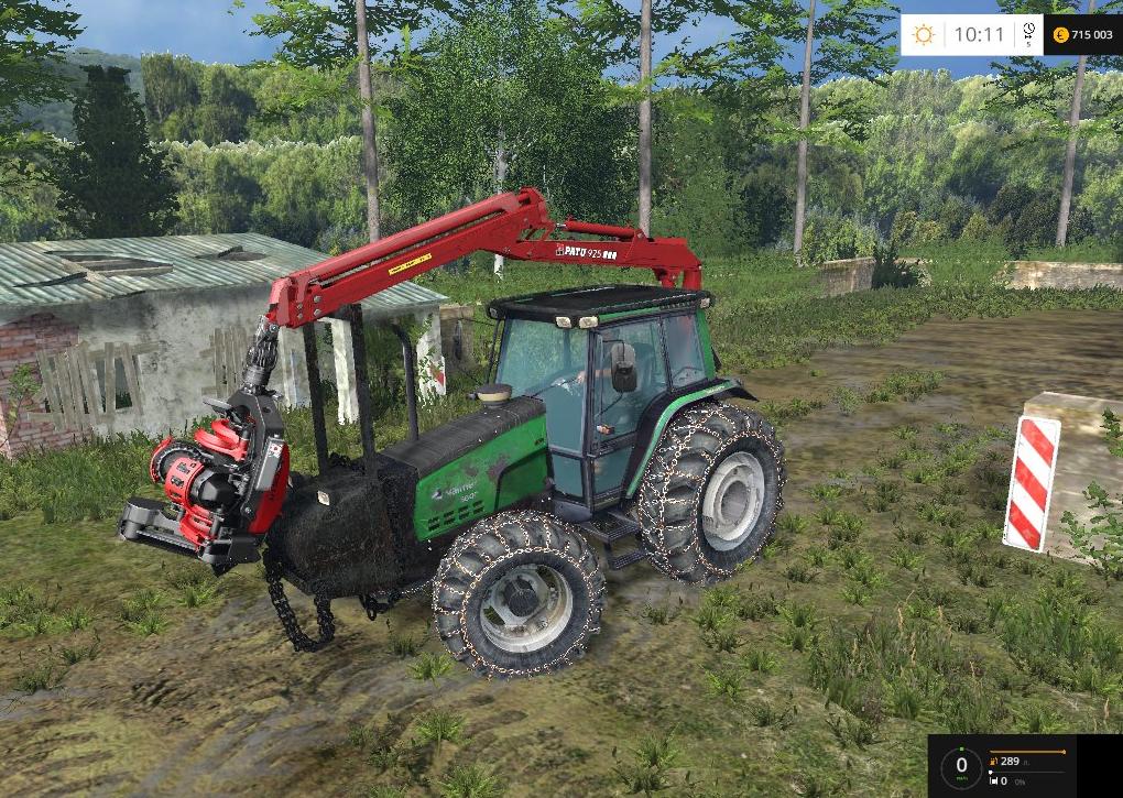 Valtra Valmet 6600