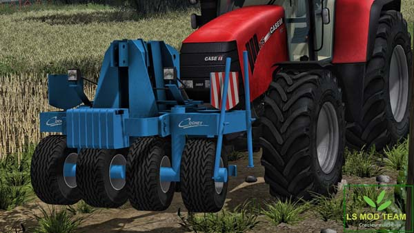 Cultivator Weight