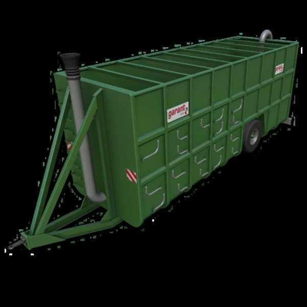 Field Container Trailer