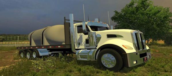 Kenworth sprayer