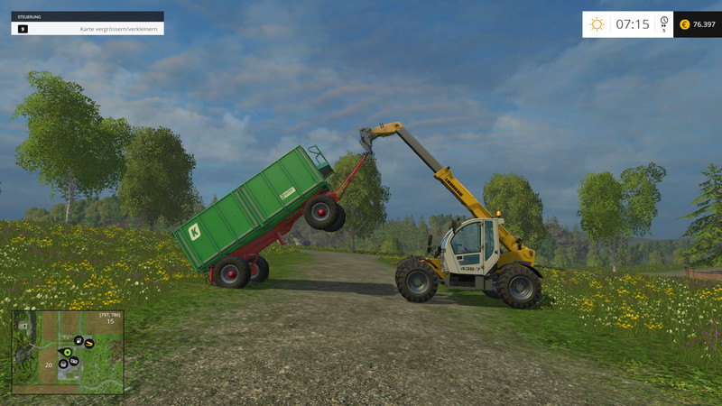 Teleloader Trailer Attacher