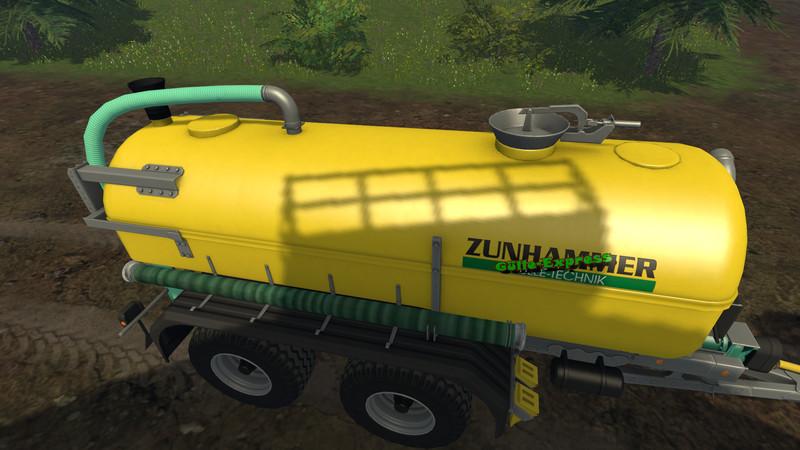Zunhammer Tanker Shuttle 18500l