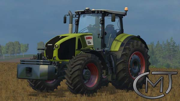 CLAAS Axion 950